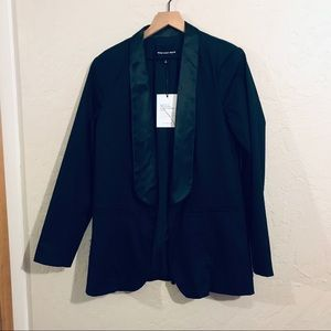 Who what wear tuxedo blazer NWT size Large